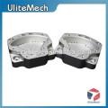 OEM Custom Made Made Zine Liga de alumínio Die Cast Aluminium