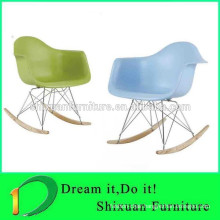 comfortable plastic relaxing coffee shop chair