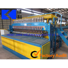 JIAKE Rebar Steel Construction Mesh Fence Welding Machine