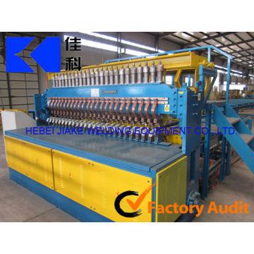 JIAKE Rebar Steel Construction Mesh Fence Welding Machine