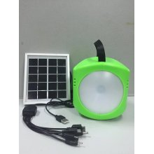 Solar LED Hand Lantern with High Quality and Factory Original Price