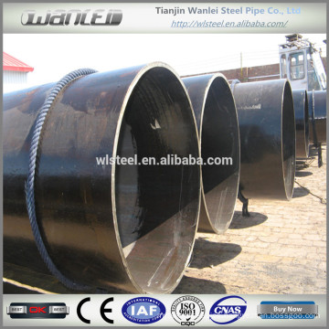 MS pipe manufacturer in china steel pipe api 5l gr.b sch 40