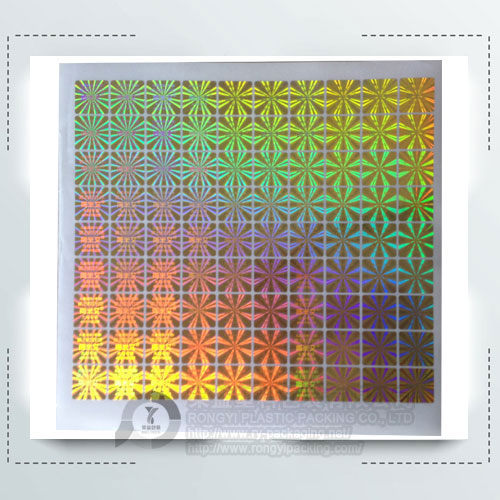Self-adhesive Hologram Label