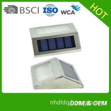 Waterproof LED Solar Power Light Sensor Wall Light Outdoor Garden Fence Lamp wall lights uk