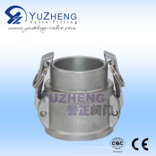 Stainless Steel Camlock Coupling--- Type Welded B Type
