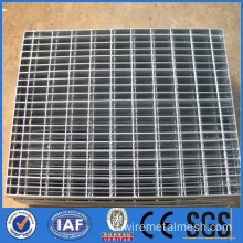 Galvanize trench grating