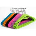 Flocked Space Saving Non-slip Jacket Hangers