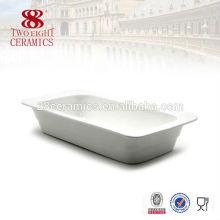 Großhandel Geschirr für Buffet Restaurant Keramik Servierteller Geschirr