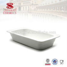 Wholesale dishes for buffet Restaurant ceramic serving plates dishes