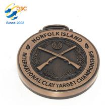 Herstellung Billig Wholesale Custom Race Military Metall Medaille
