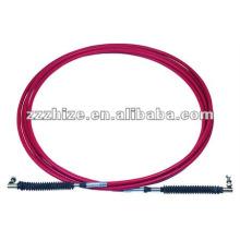 la caja de cambios del coche de Yutong parte el cable del cambio de marcha