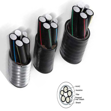 Al Alloy Armoured XLPE Insulated Cable