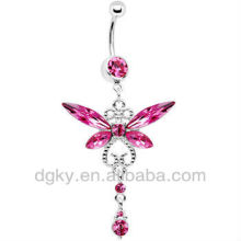 Bague de ventre Drop Dragonfly