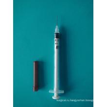Вакцинный шприц, 0,1 мл
