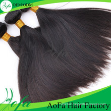 Beautiful Girl Long Hair Malaysian Hair Virgin Human Hair Extension