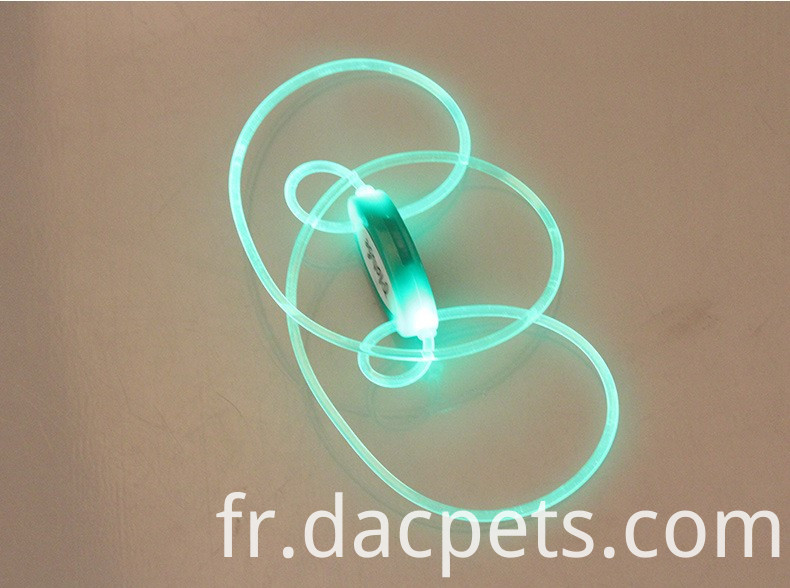 Light Weight Led Dog Collar