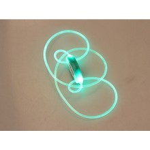 New Design Adjustable Lightweight LED Pet Necklace Collar