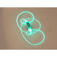 Nouveau collier réglable de collier d'animal familier léger de LED de conception