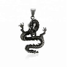 33541 xuping moda arma negra cor legal Projetar sorte dragão animal pingente