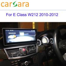 2 + 16G skärm stereo Mercedes E Class Navigation