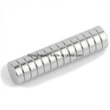 Disc Seltene Erde Permanent Magnete mit Ni Plating
