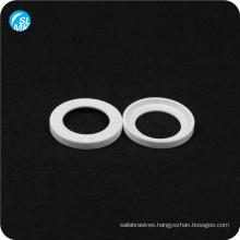white ceramic seal ring alimina ceramic 95