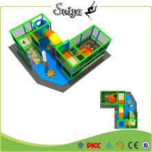 Lustige Zone Kinder Indoor Gebraucht Mini Spielplatz Ausrüstung