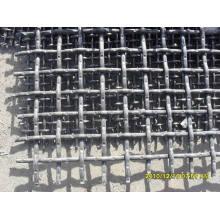 Maille de tamisage de mine d'acier à haute teneur en carbone (AKMSM16)