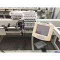 """Single Head 1500*800mm Embroidery Machine with 8""""Large LCD Touch Screen"""