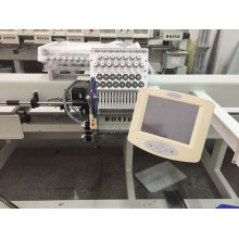 "Single Head 1500*800mm Embroidery Machine with 8""Large LCD Touch Screen"