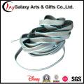 10 mm Flat Safety Visibility Moda brillante poliéster Refelective Shoelaces