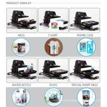 New Design Digital T Shirt Printing Machine Mug Printing Machine of ST-420