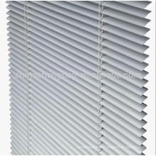 China Lieferant Stahl Kopfschiene 25mm Aluminium Lamellen Fenster Jalousien