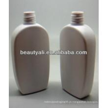 Frasco do creme do PE de 150ml, frasco plástico, frasco do champô do PE, frasco da loção