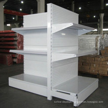 Exhibition Supermarket Double Sided Shelf