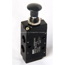 Válvula neumática rotativa manual 4R210