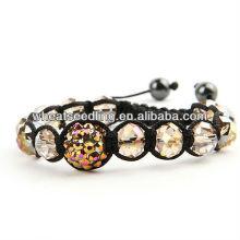 2014 mais atraente estilo barato pulseira Shamballa
