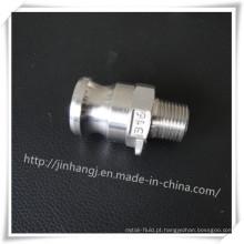 Aço Inoxidável Tipo F Conector Rápido