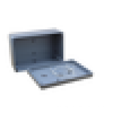 Coffre de commande en aluminium personnalisé personnalisé IP66 avec haute qualité