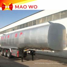New Carbon Steel 50000 Liters Fuel Tank Trailer