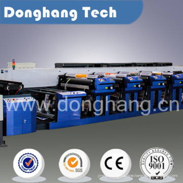 Paper Cup 10 Color Flexo Printing Machinery