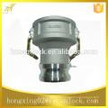 aluminum reducing camlock coupling type DA4030