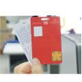 LF 125KHz Kunststoff PVC Kontaktlose Smart RFID-Karte