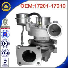 Turbocompresor CT26 para el motor Toyota 1HD-FT 17201-17010 Turbocompresor para Toyota