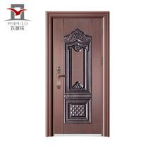 Personnaliser la taille des portes en acier de sécurité OEM acceptées et de qualité garantie