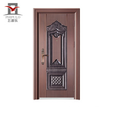 Costomize Size Quality-Assured Accepted Oem Security Steel Doors