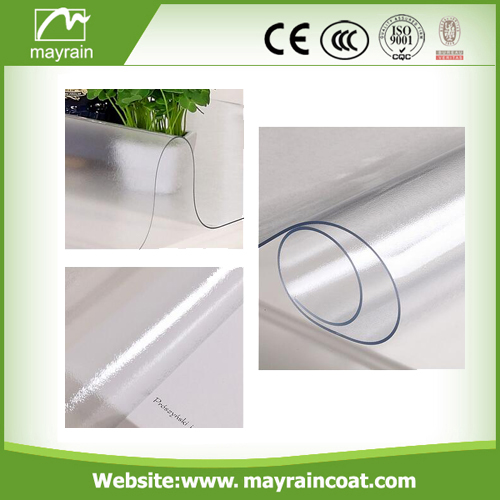 PVC Clear Table Clothes
