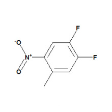 4, 5-Difluor-2-Nitrotoluol CAS Nr. 127371-50-0