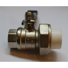 J209 Brass PP-R Ball Valve/ PPR pipe ball valve