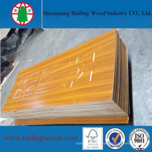Melamine Molded Lock Doorskin with Good Quality